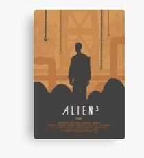 Ridley Scott's Alien³ Print Sigourney Weaver as Ripley Canvas Print