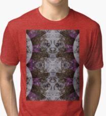 nature faces Tri-blend T-Shirt