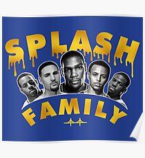 Splash Family Poster