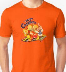 The Three Carballeros Unisex T-Shirt