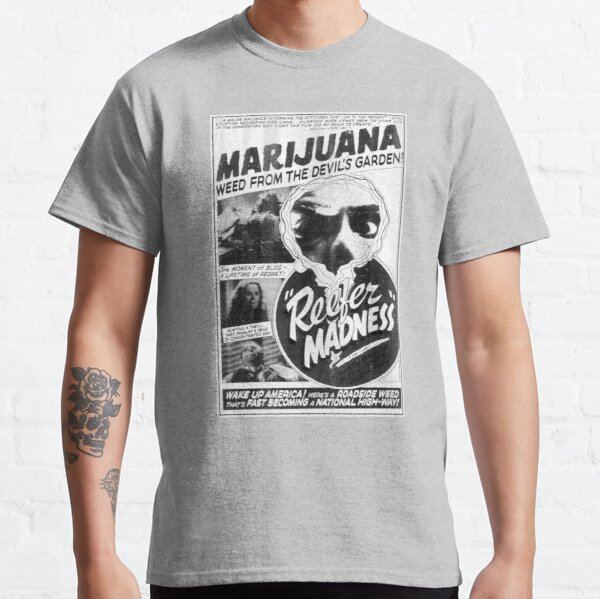 Vintage Reefer Madness Classic T-Shirt