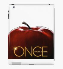 Once upon a time apple iPad Case/Skin