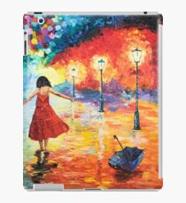 Dance In The Rain iPad Case/Skin
