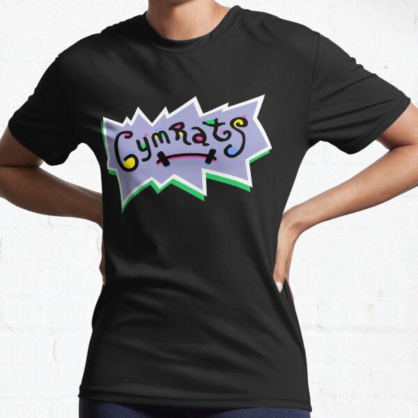 Adictos al gimnasio Camiseta deportiva