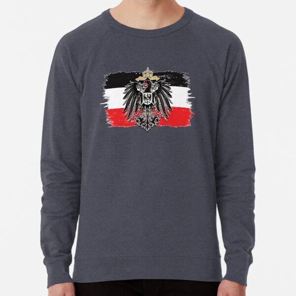 German Empire - German Imperial Eagle 1888 Lightweight Sweatshirt