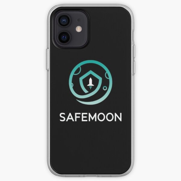 SafeMoon Cryptocurrency Pocket,safemoon logo,cool men women trader gift iPhone Soft Case