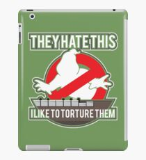 They hate this... iPad Case/Skin