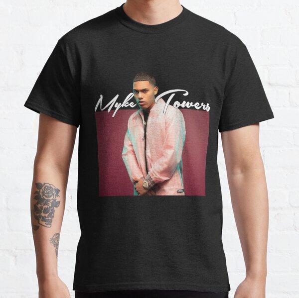 Sudadera con capucha exclusiva de Myke Towers Camiseta clásica
