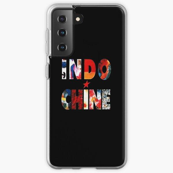 Indochine - Logo Coque souple Samsung Galaxy