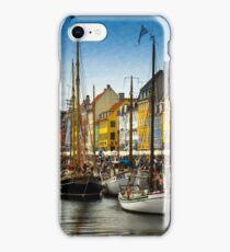 Copenhagen - Nyhavn iPhone Case/Skin