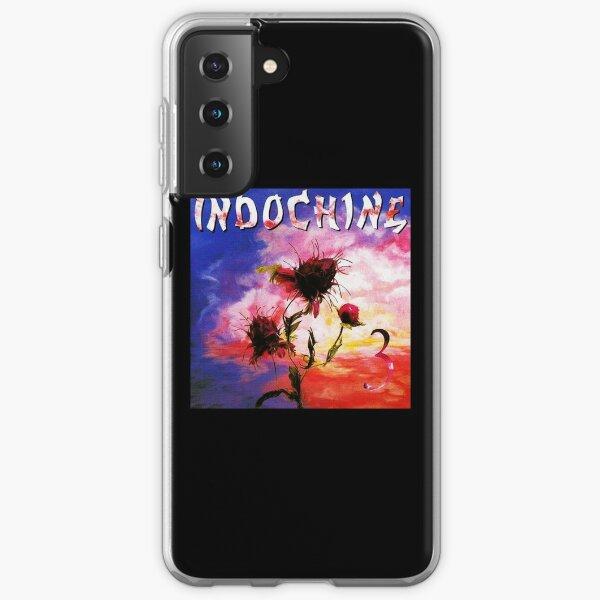 Indochine - Affiche Coque souple Samsung Galaxy