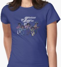 Jackson Five Women's Fitted T-Shirt