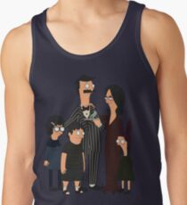 Addams' Family Burgers Tank Top