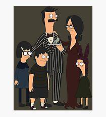 Addams' Family Burgers Photographic Print