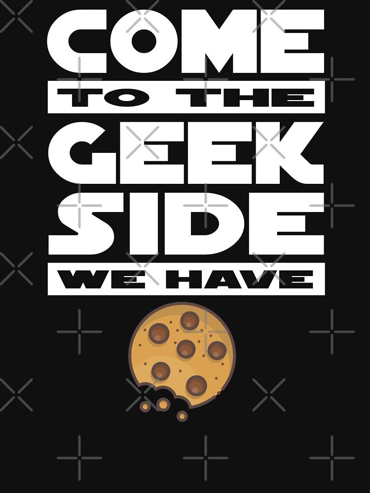 Come to the Geek Side  von brainbubbles