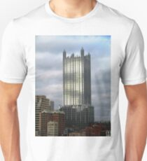 PPG Plaza Pittsburgh, Pennsylvania Unisex T-Shirt