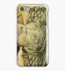 Chinese Cormorant Fisherman iPhone Case/Skin
