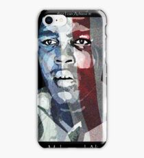 Mohammad Ali iPhone Case/Skin