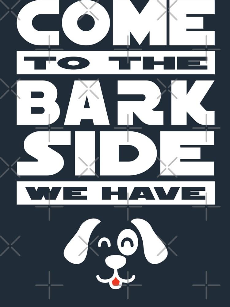 Come to the Bark Side  von brainbubbles