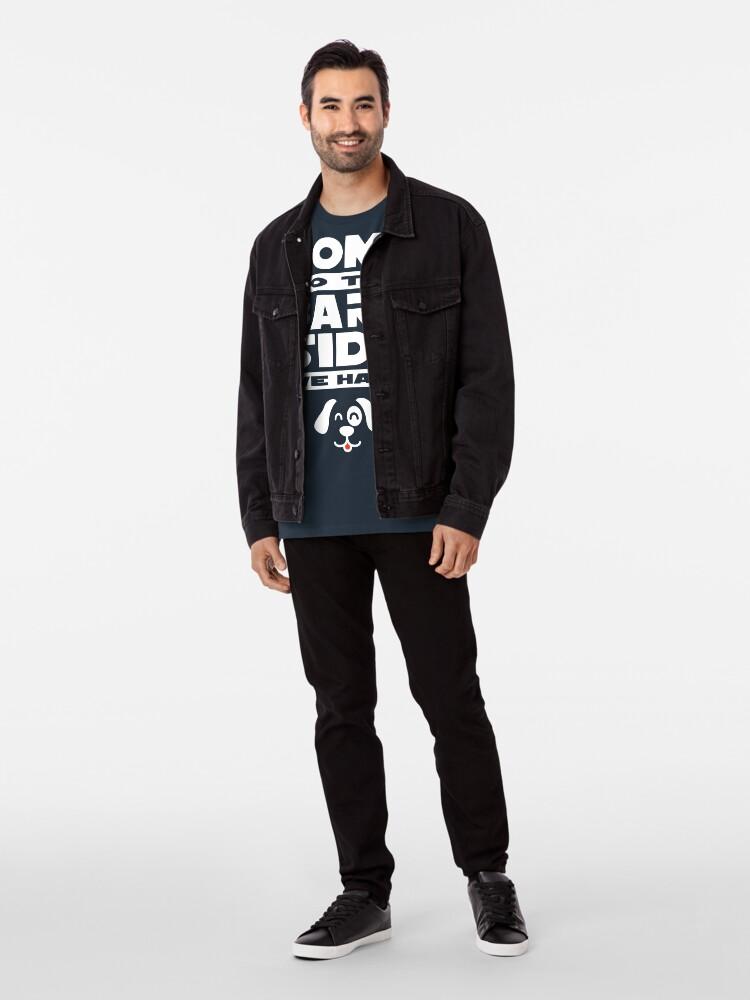 Alternative Ansicht von Come to the Bark Side  Premium T-Shirt