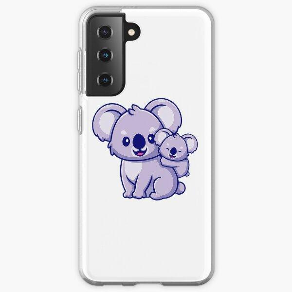 Koala family Samsung Galaxy Soft Case