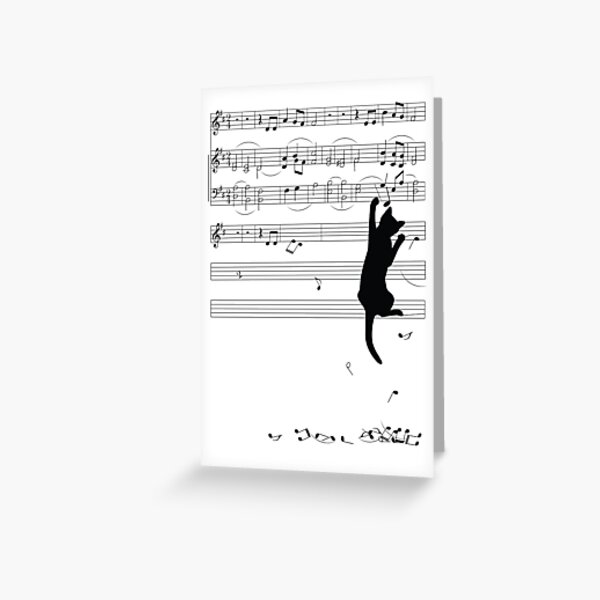 Mischief Greeting Card
