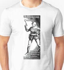 Hardcore Droid - pulp fiction logo Unisex T-Shirt