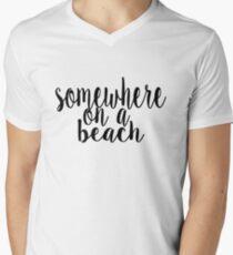 Somewhere on a Beach T-Shirt