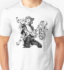 JoJo's Bizarre Adventure: Steel Ball Run - Johnny & Gyro Unisex T-Shirt