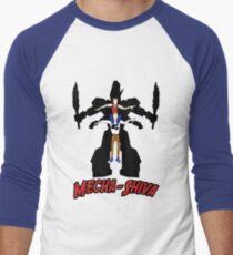Mecha Shiva! Baseball ¾ Sleeve T-Shirt