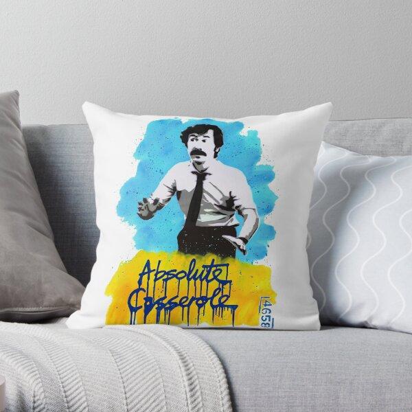 Absolute Casserole Throw Pillow