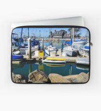 Oceanside California Harbor Laptop Sleeve