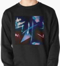 Postmodern Neon 80s Lights No.4 Pullover