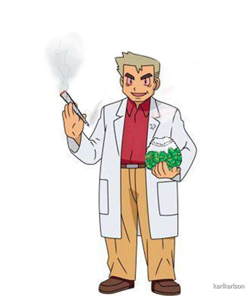 Professor Smoke by karlkarlson