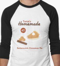 Toriel's Homemade Butterscotch Pie - Undertale Men's Baseball ¾ T-Shirt