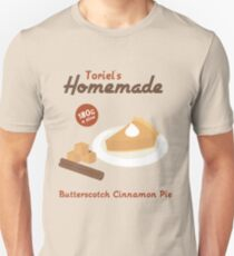 Toriel's Homemade Butterscotch Pie - Undertale T-Shirt