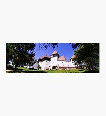 The Fortified Church from Viscri village, Transylvania, Romania Photographic Print