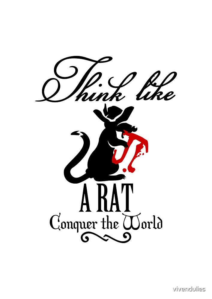 Think like a Rat VRS2 by vivendulies