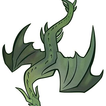 Green Dragon by Gulreth