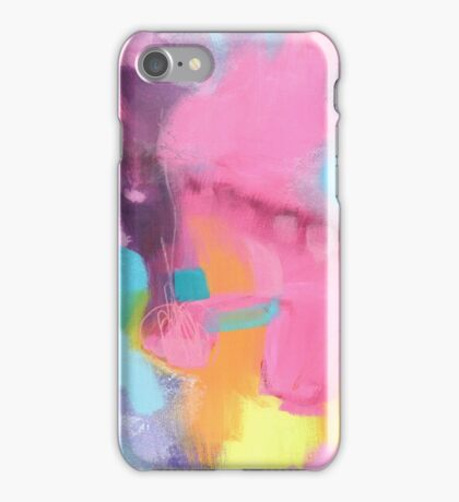 Abstract #4 iPhone Case/Skin
