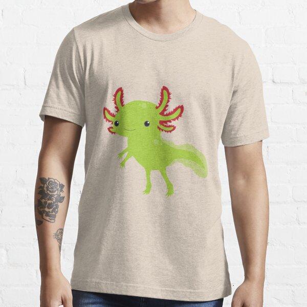 Cutesy Axolotl Essential T-Shirt