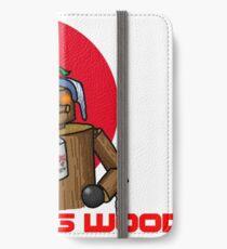 Good Morning Wood!!! iPhone Wallet/Case/Skin
