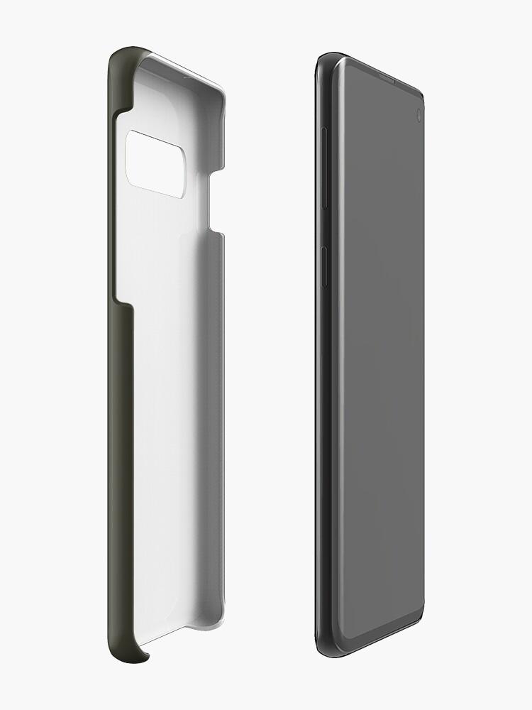 Vista alternativa de Fundas y vinilos para Samsung Galaxy Cabo Dwayne Hicks - Extranjeros