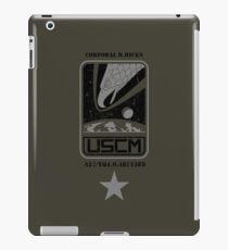 Corporal Dwayne Hicks - Aliens iPad Case/Skin
