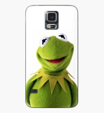 Kermit der Frosch Hülle & Klebefolie für Samsung Galaxy