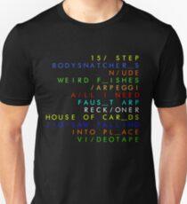 IN/ RAINBOWS  Unisex T-Shirt