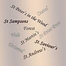 Guernsey's Ten Parishes by sarnia2