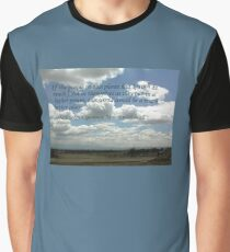 Quote - Beliefs Graphic T-Shirt