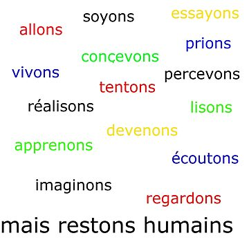 Be human by RestonsHumains