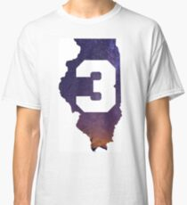 Chance The Rapper 3 State  Classic T-Shirt